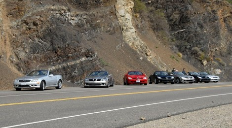 South California - Malibu MB SLK Convoy