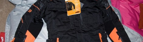 KTM ADVENTURE AQ JACKET IS ALL MINE...